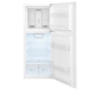 "24"" Frigidaire 11.6 Cu. Ft. Top Freezer Apartment-Size Refrigerator - FFET1222UW"