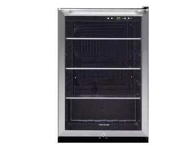 "22"" Frigidaire 4.6 Cu. Ft. 138 12 oz. Can Capacity Beverage Center - FFBC4622QS"