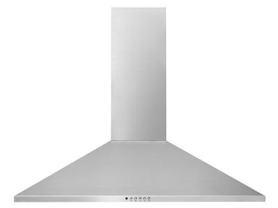 """30""""  Frigidaire Stainless Canopy Wall-Mounted Hood - FHWC3055LS"""