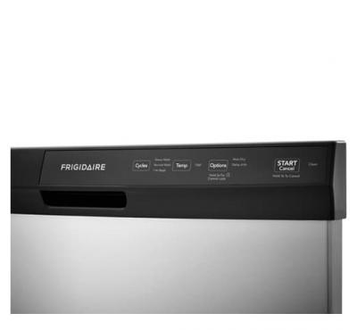 "24"" Frigidaire Built-In Dishwasher - FFCD2413US"