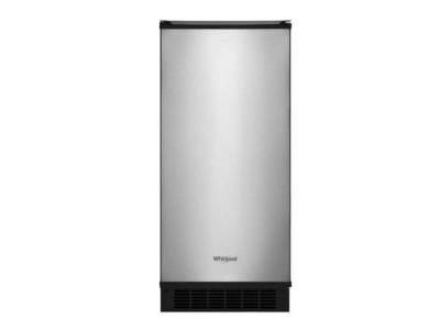 """15"""" Whirlpool Icemaker with Clear Ice Technology - WUI95X15HZ"""