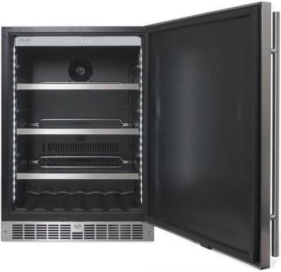 "61"" Silhouette 5.5 cu. ft. Capacity Compact Integrated Refrigerator - SPRAR055D1SS"