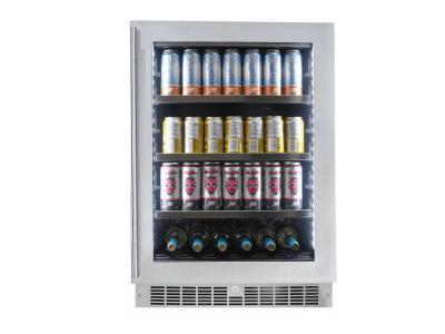 "24"" Silhouette Single-zone Beverage Centre -  SPRBC056D1SS"