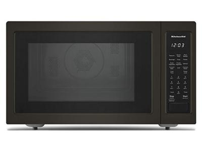 "22"" KitchenAid  Countertop Convection Microwave Oven with PrintShield Finish - KMCC5015GBS"