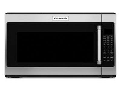 "30"" KitchenAid 1000-Watt Microwave with 7 sensor functions - YKMHS120ES"