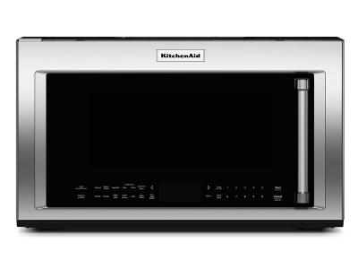"30"" KitchenAid 1000-Watt Convection Microwave with Convection Cooking - YKMHC319ES"
