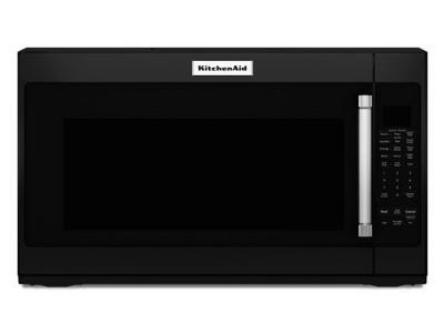 "30"" Kitchenaid 1000-Watt Microwave with 7 Sensor Functions - YKMHS120EBS"