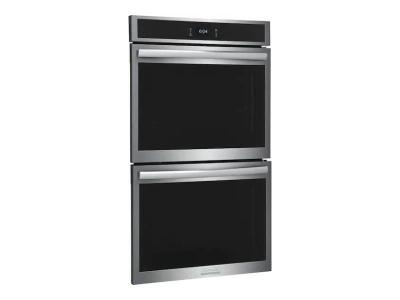 """30"""" Frigidaire Gallery 10.6 Cu. Ft.  Double Electric Wall Oven with Total Convection - GCWD3067AF"""