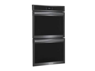 """30"""" Frigidaire Gallery 10.6 Cu. Ft.  Double Electric Wall Oven with Total Convection - GCWD3067AD"""