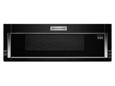 "30"" KitchenAid 1000-Watt Low Profile Microwave Hood Combination-YKMLS311HBL"