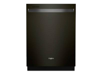 "24"" Whirlpool Fingerprint Resistant Large Capacity Dishwasher with 3rd Rack - WDT970SAKV"