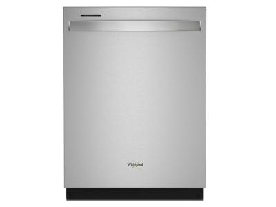 """24"""" Whirlpool Large Capacity Dishwasher With Tall Top Rack  - WDT740SALZ"""