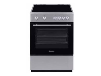 """24"""" Blomberg Free Standing & Slide In, Electric Range with 4 Burners - BERC24202SS"""