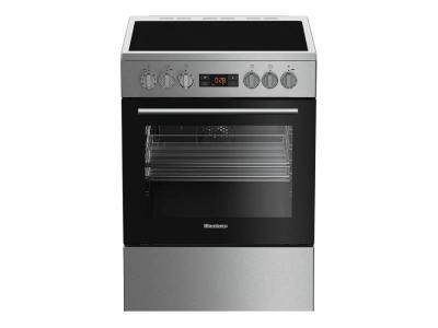 """24"""" Blomberg Free Standing & Slide In, Electric Range with Convection - BERC24102SS"""