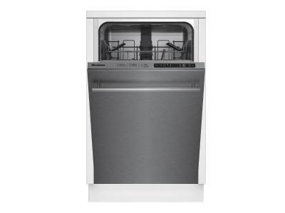 "18"" Blomberg Slim Tub, Top Control Dishwasher - DWS51502SS"
