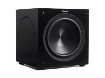 Klipsch C Series Powered Subwoofer with App Control and Automatic Room Correction - 1064619