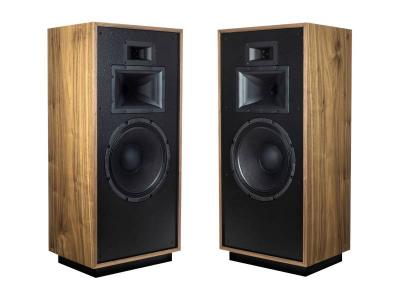 Klipsch Floorstanding Speaker in American Walnut  - FORTEIVW
