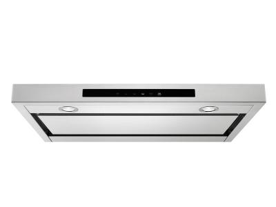 "36"" KitchenAid Low Profile Under-Cabinet Ventilation Hood KVUB406GSS"