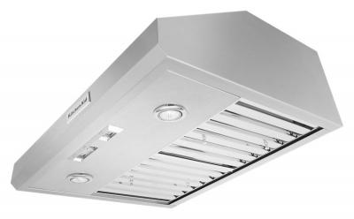 "30"" KitchenAid Commercial-Style Under-Cabinet Range Hood System - KVUC600JSS"