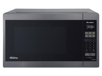 Panasonic 1.3 Cu. Ft. Countertop Microwave With Inverter Technology For Fast And Even Cooking - NNSC688S