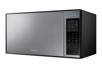 Samsung  1.4 Cu. Ft. Microwave With Grill - MG14J3020CM