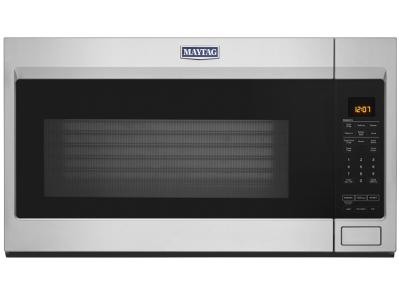 """30"""" Maytag 1.9 Cu. Ft. Over-the-Range Microwave With Dual Crisp Feature - YMMV4207JZ"""