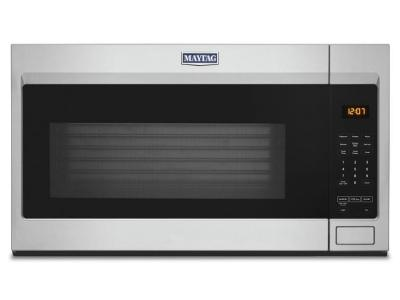 """30"""" Maytag 1.9 Cu. Ft. Over-the-Range Microwave With Stainless Steel Cavity  - YMMV1175JZ"""