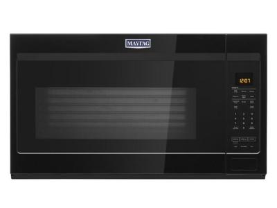 """30"""" Maytag 1.9 Cu. Ft. Over-the-Range Microwave With Dual Crisp Feature - YMMV4207JB"""