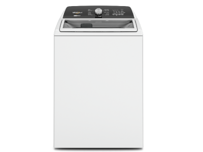 """28"""" Whirlpool Top Load Washer with Removable Agitator - WTW5057LW"""