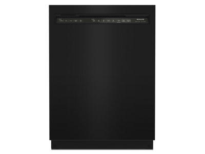 "24"" Kitchen Aid 47 dBA Two-Rack Dishwasher with ProWash Cycle - KDFE104KBL"