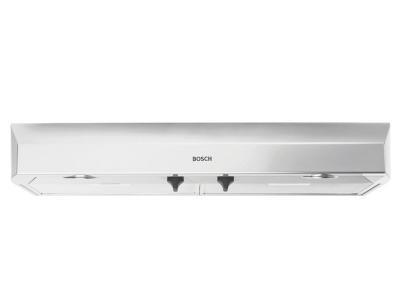 """36"""" Bosch 500 Series Under Cabinet Wall Hood - DUH36252UC"""