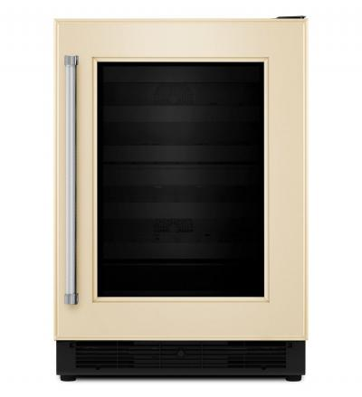 "24"" KitchenAid® Panel Ready Wine Cellar KUWR204EPA"