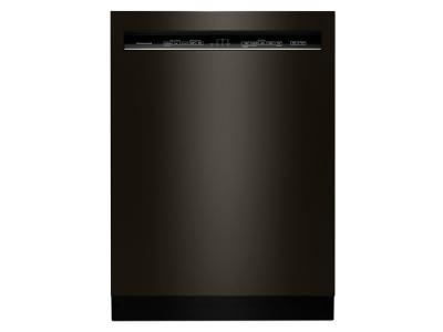 "24"" KitchenAid 46 DBA Dishwasher with ProWash Cycle and PrintShield Finish, Front Control - KDFE104HBS"