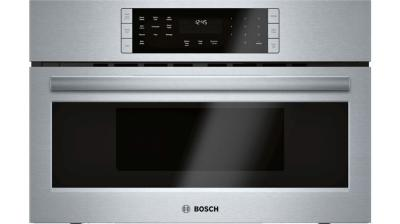"""30"""" Bosch Speed Microwave Oven 800 Series - Stainless Steel - HMC80252UC"""
