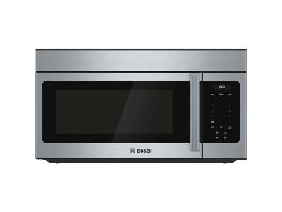 "30"" Bosch Over-the-Range Microwave 300 Series Stainless Steel  - HMV3053C"