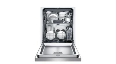 "24"" Bosch 300 Series Built-in Dishwasher - SHEM63W55N"