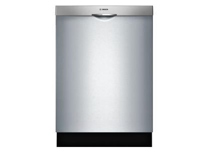 """24"""" Bosch 300 Series Fully Integrated Dishwasher In Stainless Steel - SHS863WD5N"""