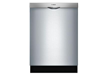 "24"" Bosch 300 Series Built-In Dishwasher Stainless steel-SHSM63W55N"