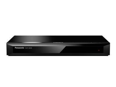 Panasonic 4K UHD Wi-Fi Blu-ray Player- DMPUB400