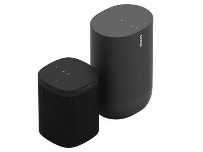Sonos Indoor Outdoor Speaker Set With Sonos Move And One - Indoor Outdoor Set