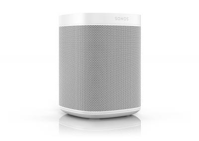Sonos One – Voice Controlled Smart Speaker with Amazon Alexa Built In White - Sonos One (W)