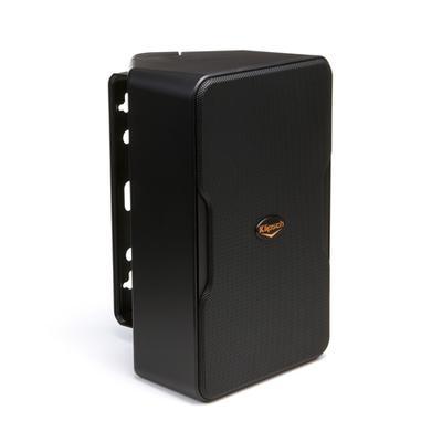 Klipsch Indoor/Outdoor Distributed Audio System Speakers (Pair, Black) CP6TB