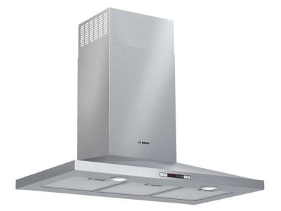 "36""  Bosch 300 Series Wall Mounted Chimney Hood - HCP36E52UC"