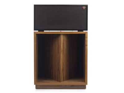 Klipsch Heritage Series Floorstanding Speaker In Walnut - LASCALAIIIW