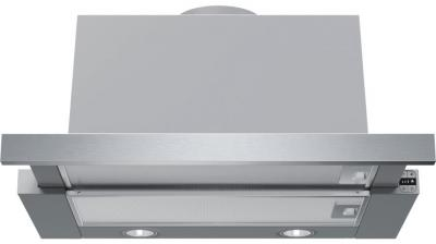 Bosch 500 Series telescopic cooker hood Stainless steel - HUI54452UC
