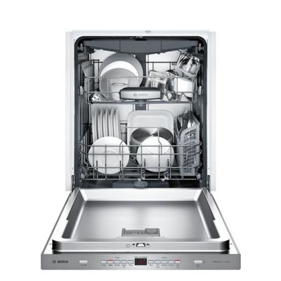 "24"" Flush Handle Dishwasher 500 Series- Stainless steel SHPM65W55N"