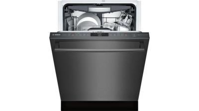 """24""""Bosch 800 Series Bar Handle Dishwasher - SHXM78W54N"""