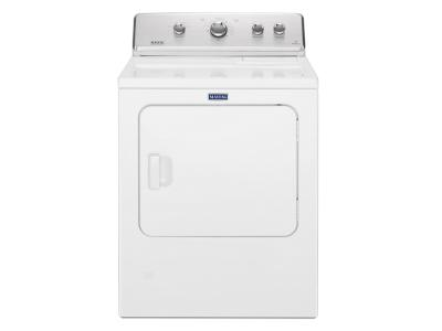 "29"" Maytag Large Capacity Top Load Dryer with Wrinkle Control - 7.0 cu. ft. - YMEDC465HW"