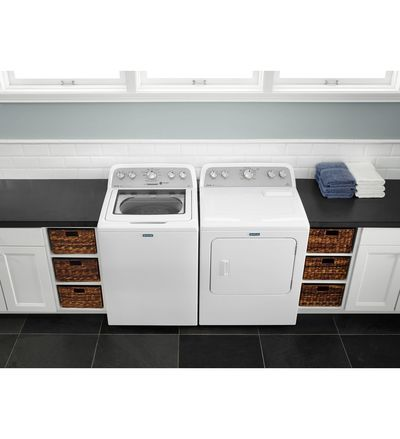 Maytag Bravos Extra-Large Capacity HE Top Load Washer - 4.3 cu. ft. - MVWX655DW