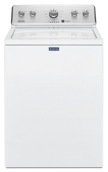 """28"""" Maytag Large Capacity Top Load Washer with the Deep Fill Option - 4.4 cu. ft. - MVWC465HW"""